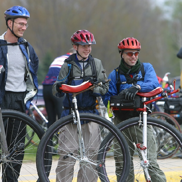 Warm or cold weather many from the Twin Cities Unicycle Club have already preregistered, will you?