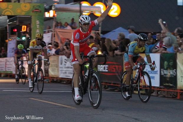 2014 North Star Criterium win in Uptown Minneapolis.
