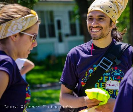Open Streets Volunteer Leaders