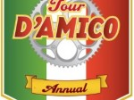 Logo of the Tour D' Amico Bike Ride