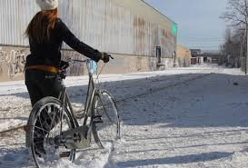 Winter bike -8