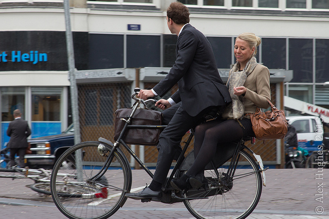 bicycle_dutchcouple