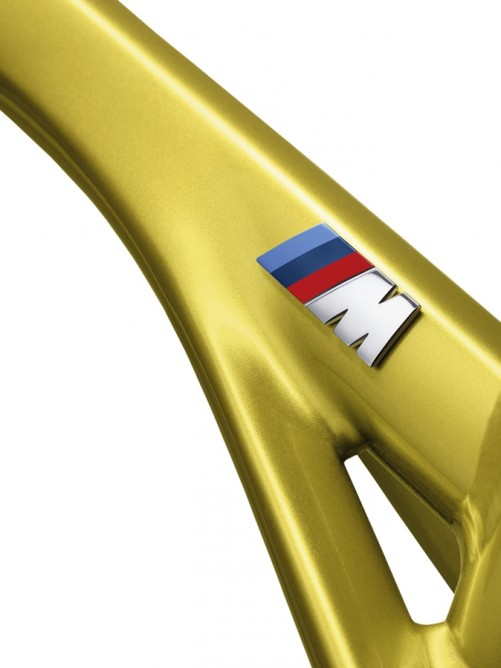 The Cruise M-Bike Limited Edition is a tribute to BMW's M Series of cars