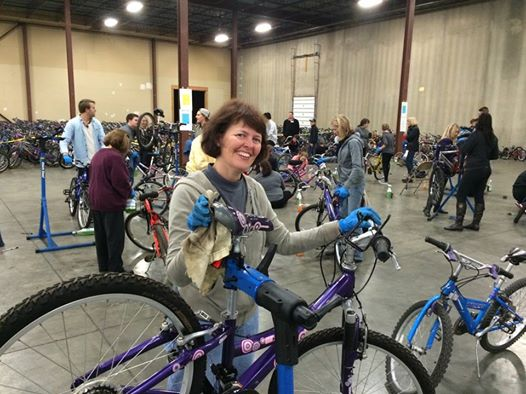 freeBy volunteering today to help clean some bikes for FB4K's will help create some fond memories for you and future memories for children who receive them. bikes4kids-4
