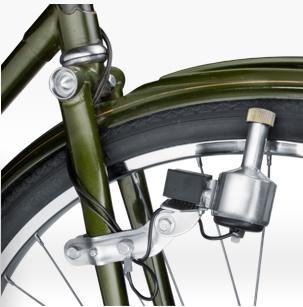 Bikes Electrical Dynamo A dynamothe electricity